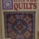 Stitch 'N Sew Quilts Magazine October 1989