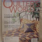 QUILTER'S WORLD MAGAZINE FEBRUARY 2004