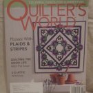 QUILTER'S WORLD MAGAZINE June 2004