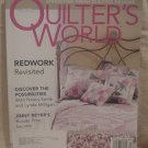 QUILTER'S WORLD MAGAZINE April 2004