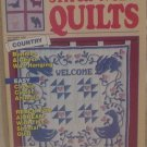 Stitch 'N Sew Quilts Magazine October 1991