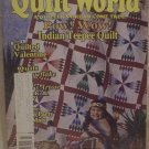 Quilt World Magazine March 1989