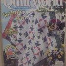 Quilt World Magazine July 1998