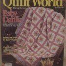 Quilt World Magazine September 1997