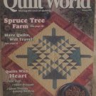 Quilt World Magazine January 1999