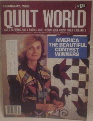 Quilt World Magazine February 1982
