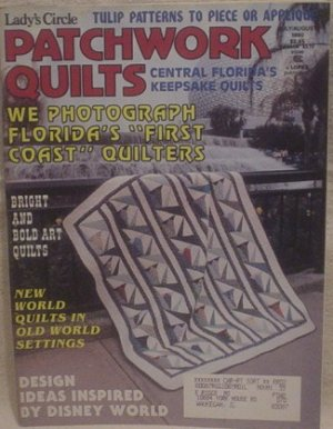 Patchwork Quilts July/August 1990