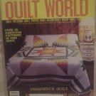 Quilt World Magazine April 1984