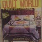 Quilt World Magazine April 1984