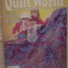 Quilt World Magazine May 1990
