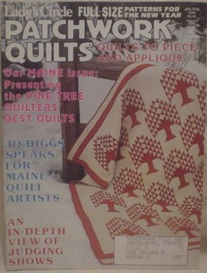 Patchwork Quilts Magazine Jan./Feb. 1990