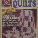 Stitch'N Sew Quilts Magazine October 1992