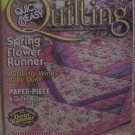Quick & Easy Quilting April 2002