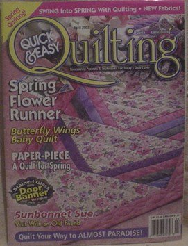 Quick & Easy Quilting April 2002