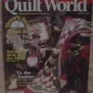 Quilt World  November 1999