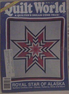 Quilt World April 1987