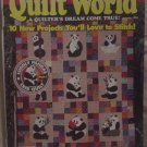 Quilt World January 1995