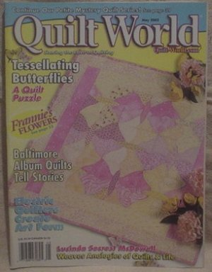 Quilt World May 2002