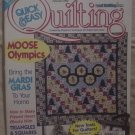 Quick & Easy Quilting February 2002