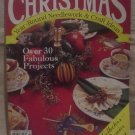 Christmas Year-Round Needlework & Craft Ideas Vol. 1, No. 1