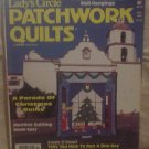 Lady's Circle Patchwork Quilts Magazine November 1984