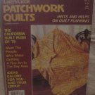 Lady's Circle Patchwork Quilts Magazine Number 13