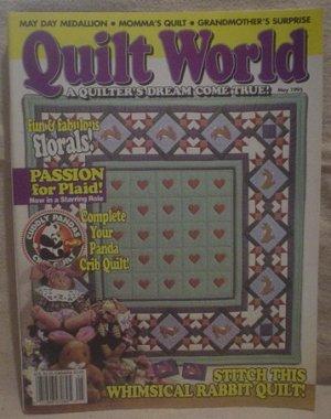 Quilt World Magazine May 1989
