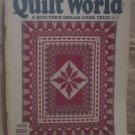 Quilt World Magazine Jan 1990