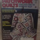 Lady's Circle Patchwork Quilts Mar/Apr 1990