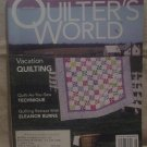 Quilter's World Magazine August 2003