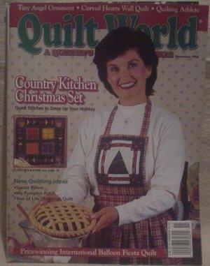 Quilt World November 1996
