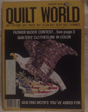 Quilt World Magazine August 1979