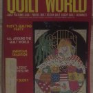 Quilt World Magazine August 1981