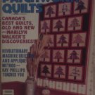 Lady's Circle Patchwork Quilts Magazine Jan 1989