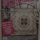 Lady's Circle Patchwork Quilts Magazine July 1988