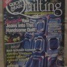 Quick & Easy Quilting October 1995