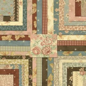 "Old Primrose Inn 5"" Charm Pack by Blackbird Designs for moda"
