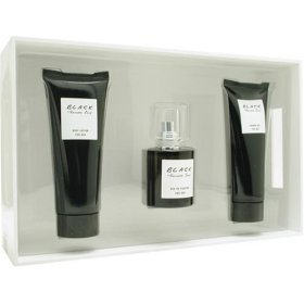 Kenneth Cole Black 3 Piece Gift Set for Women