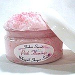 Sweet Dippin's Foaming Whipped Sugar Scrub 6oz.