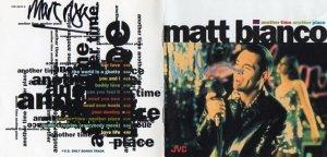 Matt Bianco FULLY SIGNED Album COA 100% Genuine