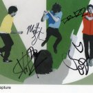 "The Rapture FULLY SIGNED 8"" x 10"" Photo COA 100% Genuine"