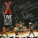 ~X~ Exene Cervenka FULLY SIGNED Album COA 100% Genuine