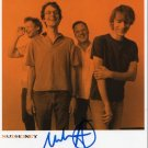 "Mudhoney SIGNED 8"" x 10"" Photo COA 100% Genuine"