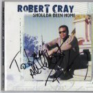 Robert Cray SIGNED Album COA 100% Genuine