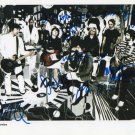 "The Concretes FULLY SIGNED 8"" x 10"" Photo COA 100% Genuine"