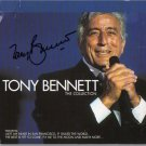Tony Bennett SIGNED Album COA 100% Genuine