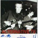 "Alternative TV ATV FULLY SIGNED 8"" x 10"" Photo COA 100% Genuine"