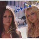 The Pierces SIGNED Photo 1st Generation PRINT Ltd 150 + Certificate (3)