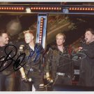 Westlife FULLY SIGNED Photo 1st Generation PRINT Ltd 150 + Certificate (4)