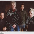 Madina Lake FULLY SIGNED Photo 1st Generation PRINT Ltd 150 + Certificate (2)